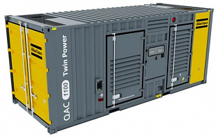 Дизель-генератор QAC 1100 TwinPower